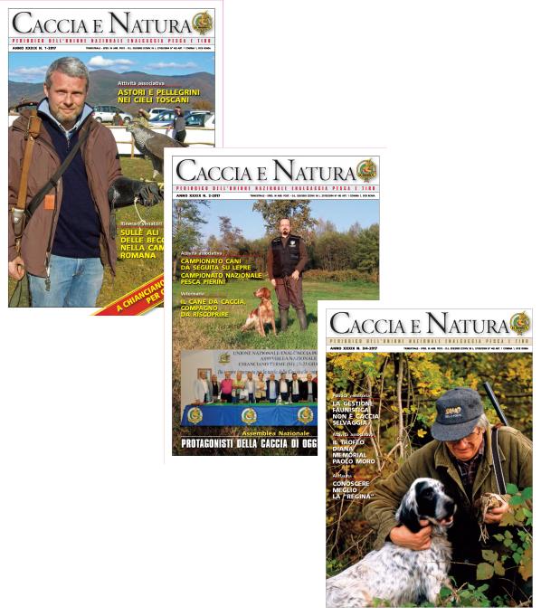 Caccia e Natura 2017 1-2-3