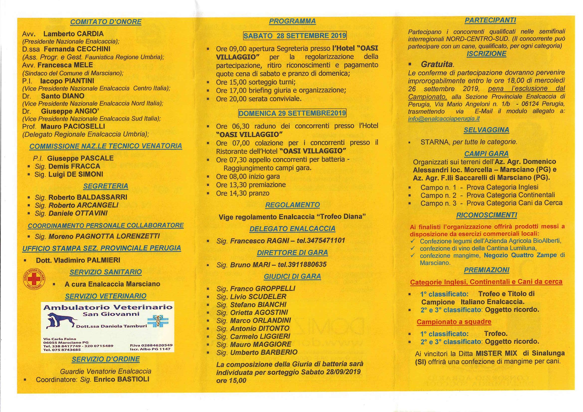 Calendario Pesca Sportiva Fvg 2020.Associazione Venatoria Unione Nazionale Enalcaccia Pesca E